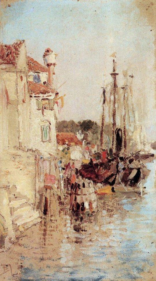 Венеция. Каналы