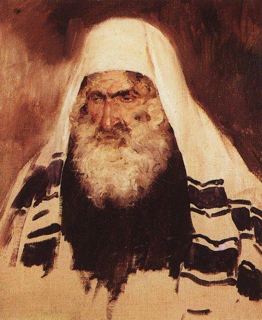 Голова старого еврея