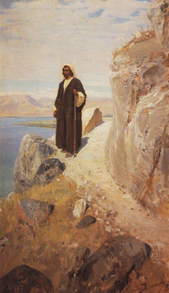 И возвратился в Галилею в силе духа