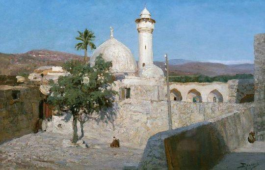 Мечеть в Дженине