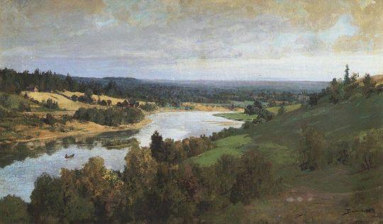 Река Оять
