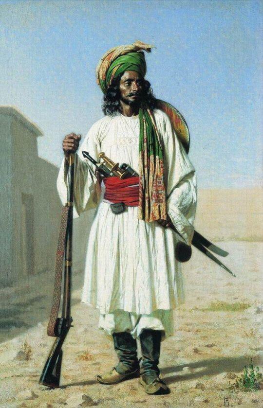 Афганец