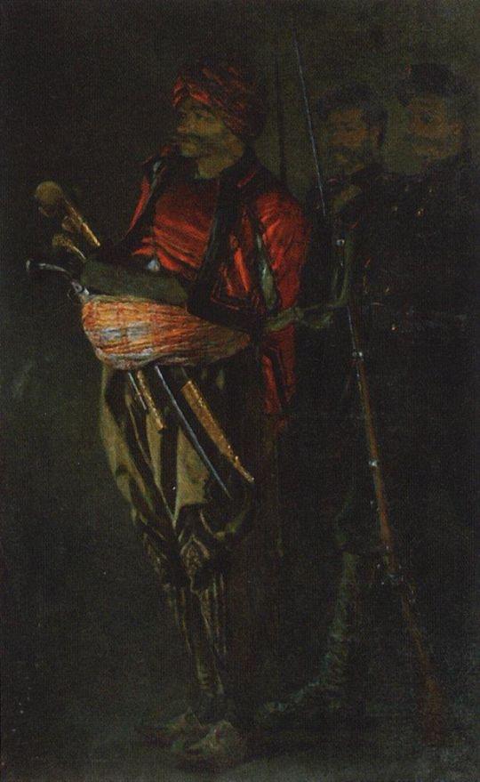 Башибузук (Албанец)