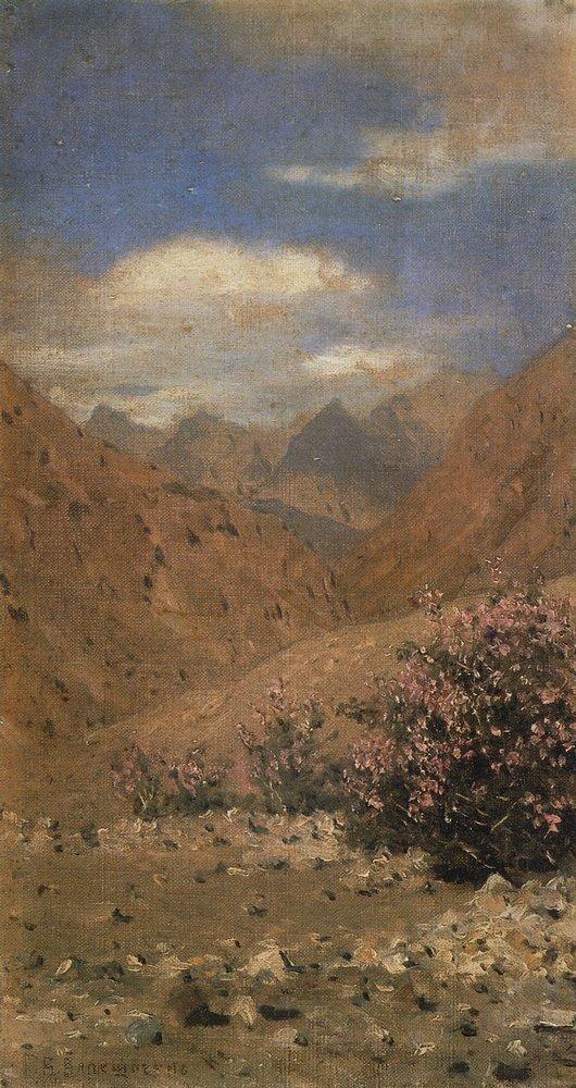 Розы в Ладаке