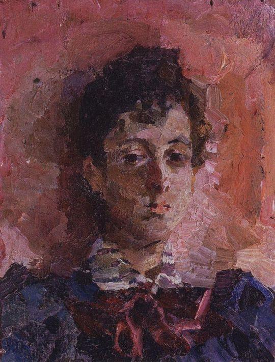 Портрет М.В.Якунчиковой