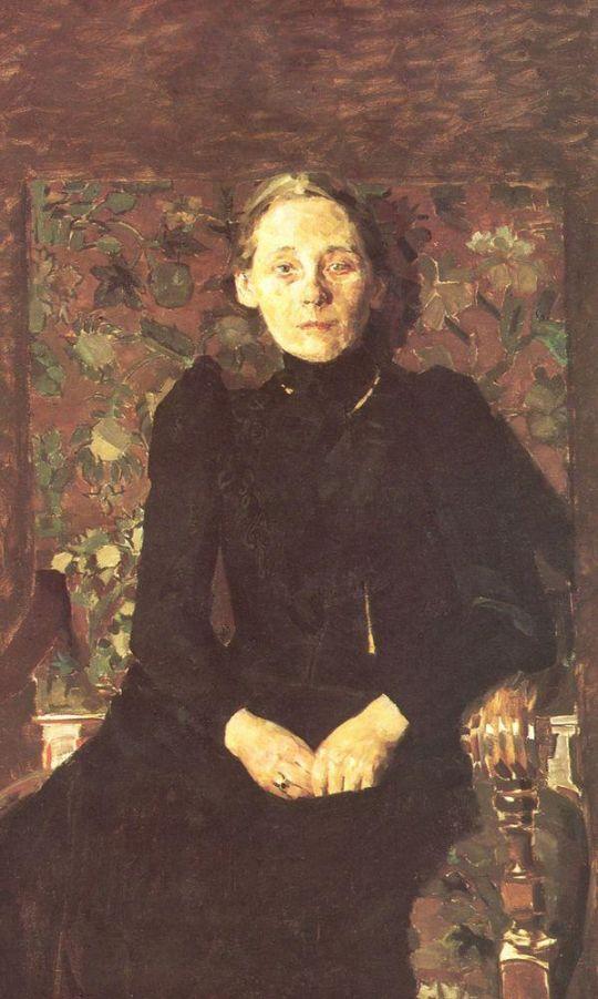 Портрет М.И.Арцыбушевой