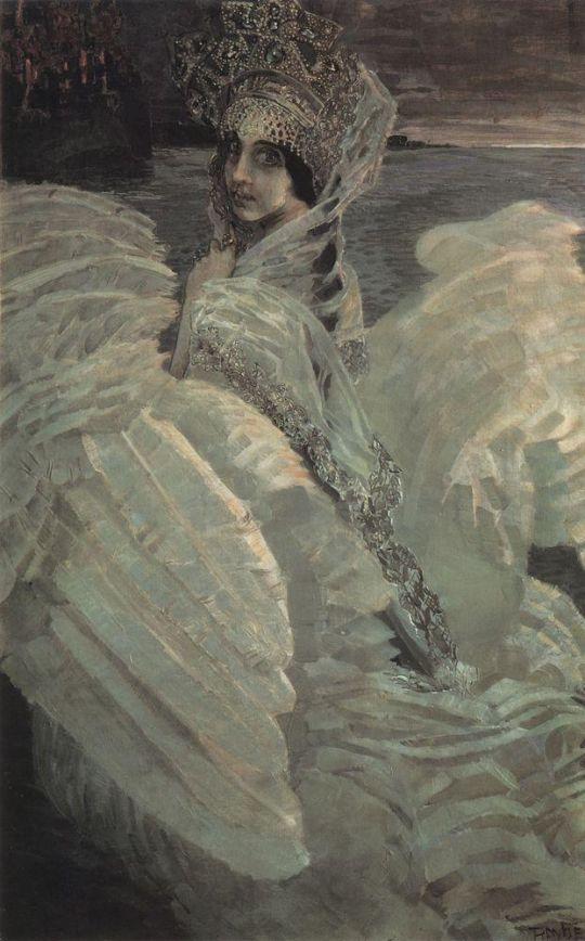Царевна-Лебедь2