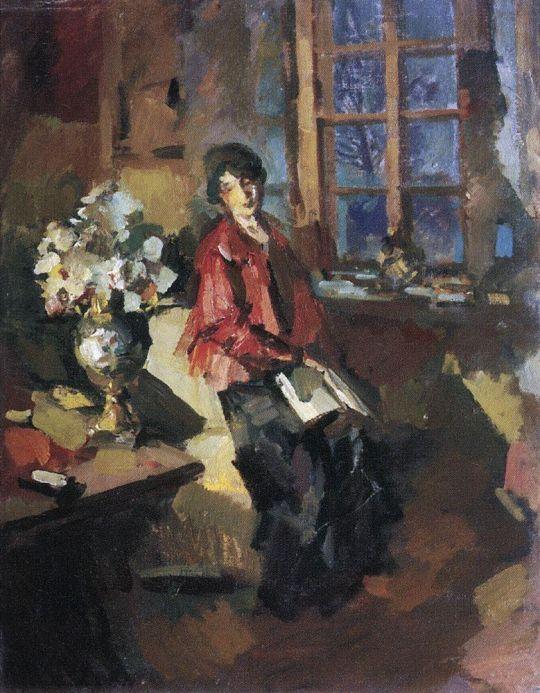 Актриса Надежда Комаровская