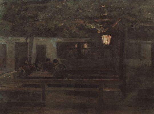 В испанской таверне