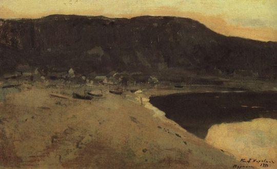 Мурманский берег