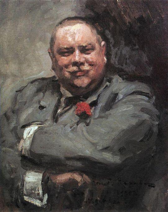 Портрет Н.Д.Чичагова
