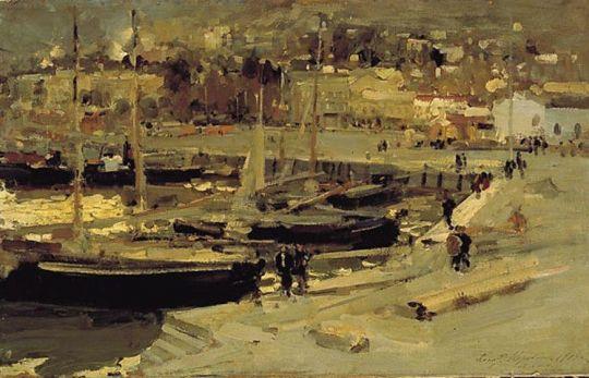 Ялтинский порт