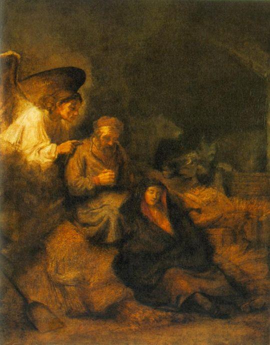 Сон святого Иосифа