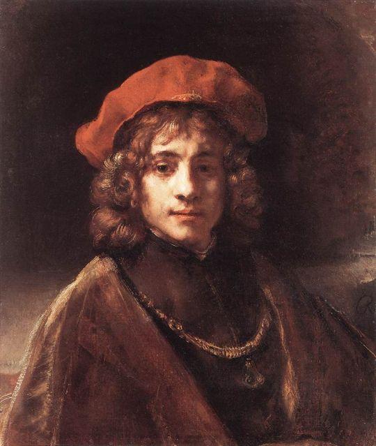Сын художника, Титус