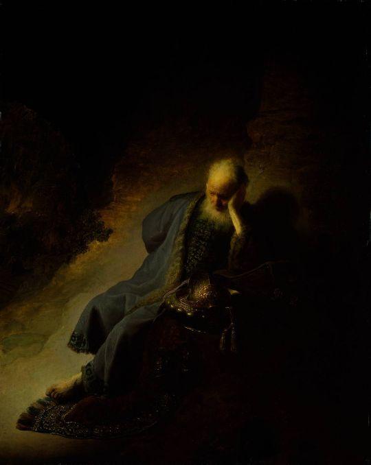 Плач Иеремии о разрушении Иерусалима