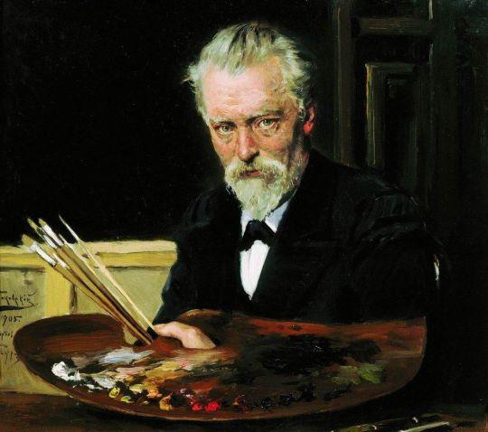 Автопортрет. 1905