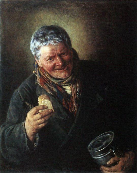 Дьячок. 1871