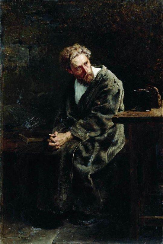 Узник. 1882