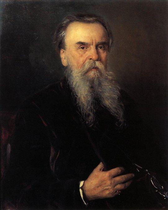 Портрет И.Е.Цветкова. 1912-1913