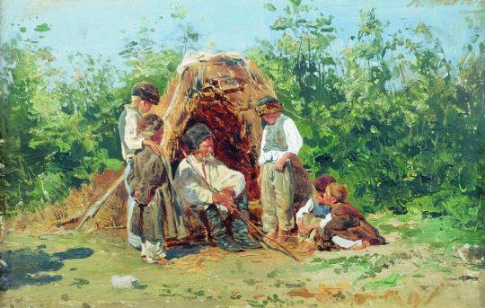 Рассказы деда. 1881