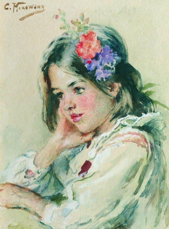 Девочка1