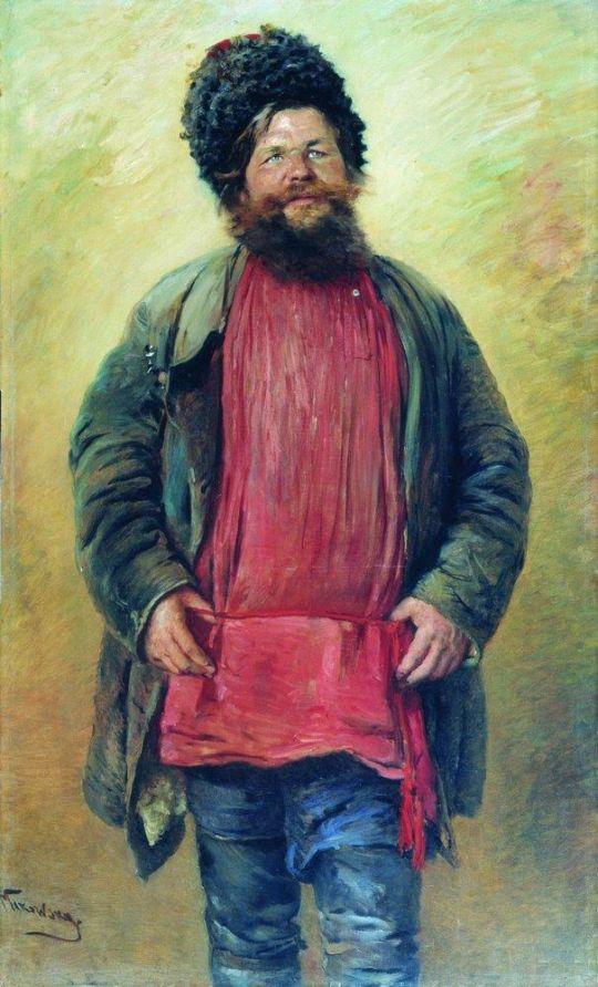 Казак. 1875