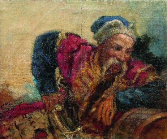 Казак (Атаман Серко). 1889