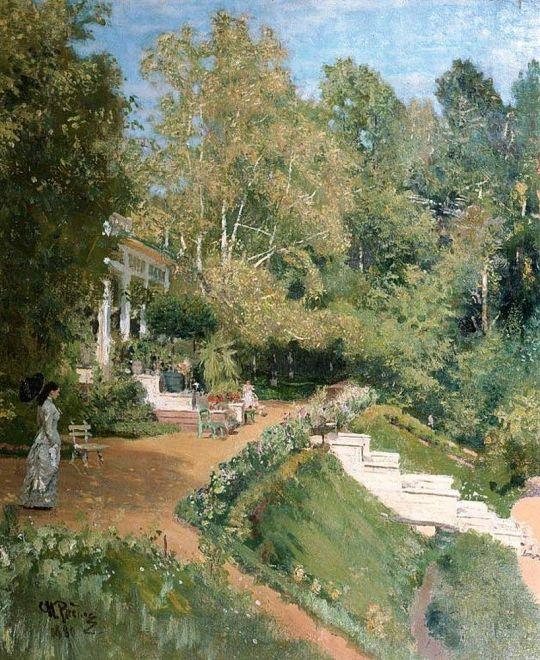 Абрамцево. 1880
