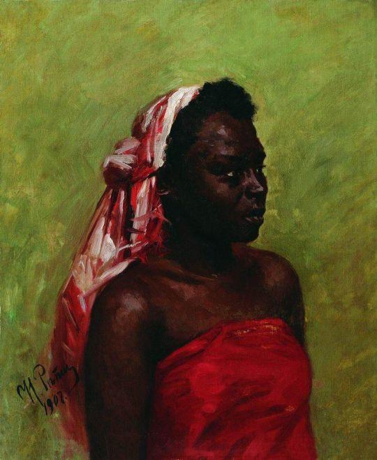 Негритянка. 1907