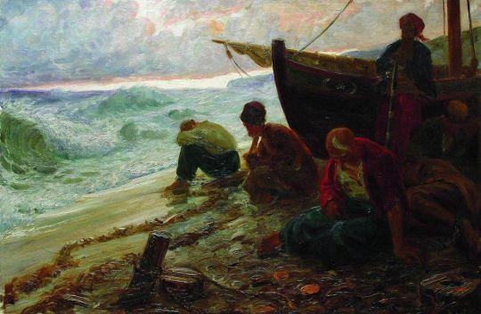 Конец Черноморской Вольницы. 1900-е