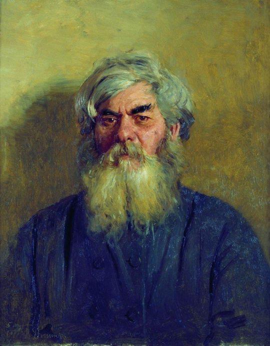 Мужик с дурным глазом. 1877