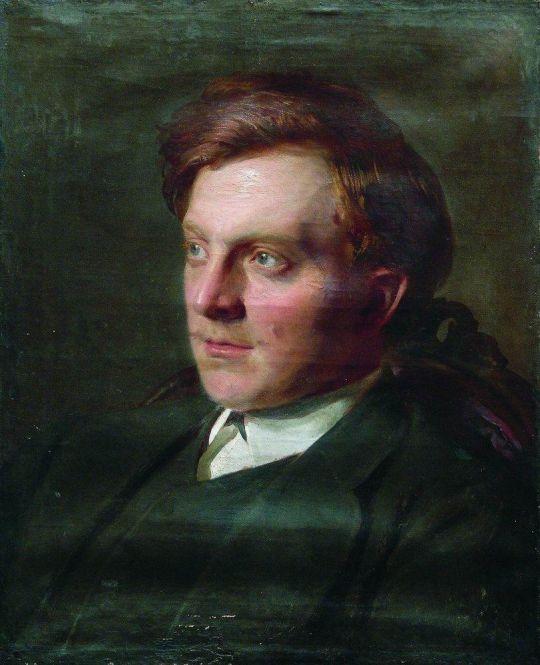 Портрет студента И.Т.Савенкова