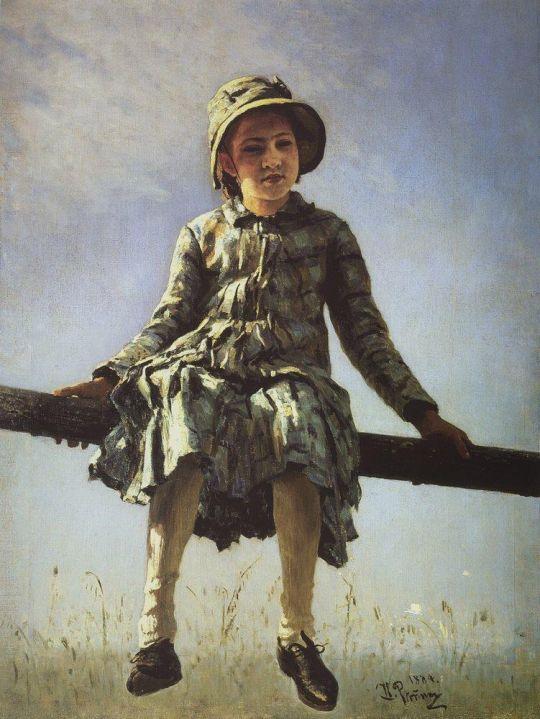 Стрекоза. 1884