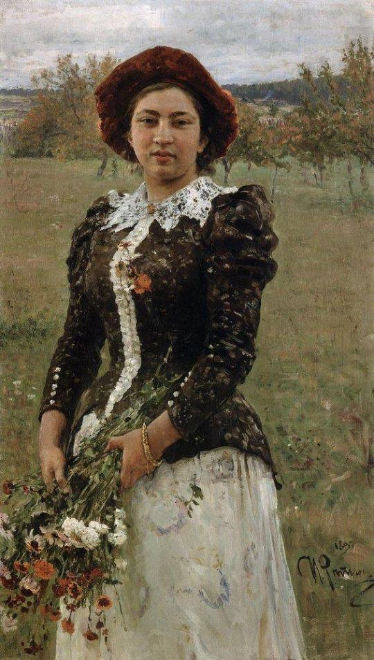 Осенний букет. 1892