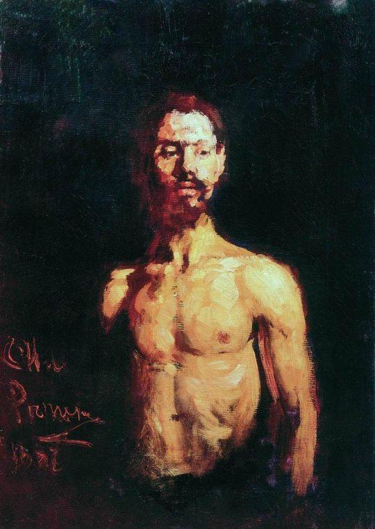Кочегар. 1887