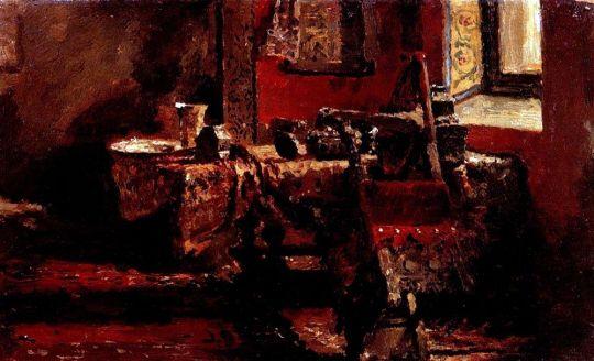 Интерьер. 1883