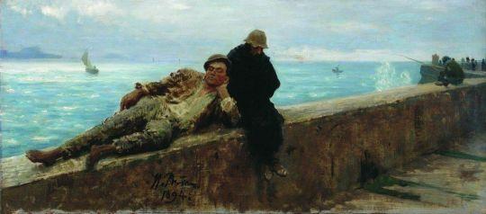 Босяки. Бесприютные. 1894