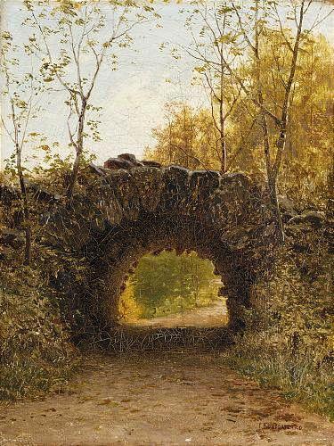 Старый каменный мост. Гелос