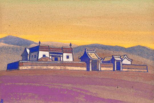 Цаган-Куре. Внутренняя Монголия