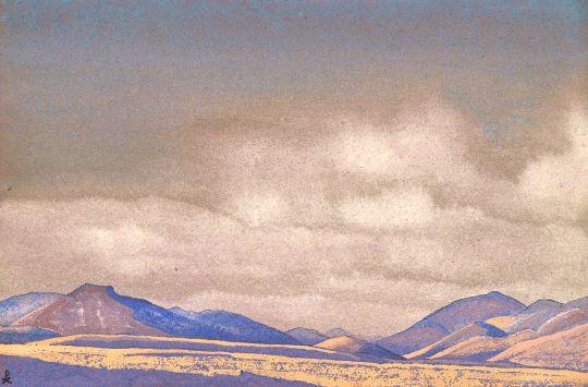 Монголия. Холмы Чахара