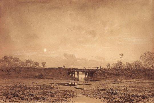 Вечер. 1869-1871