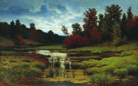 Осень. 1890