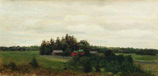 Хуторок. 1880-e
