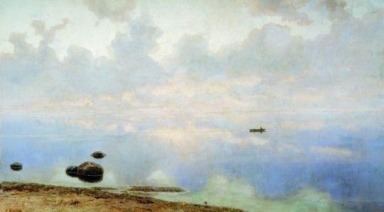 Морской туман. 1895