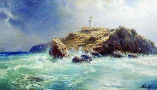 Маяк. 1895