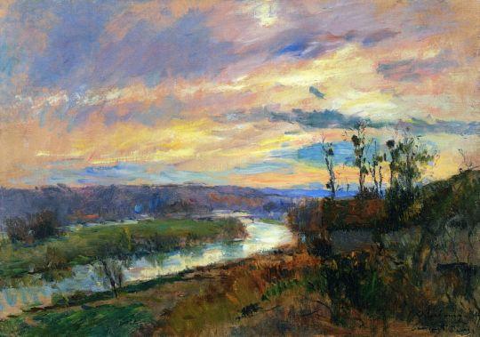 Каррьер, Сен-Дени, 1899
