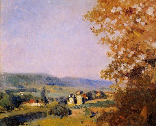 Дом в долине