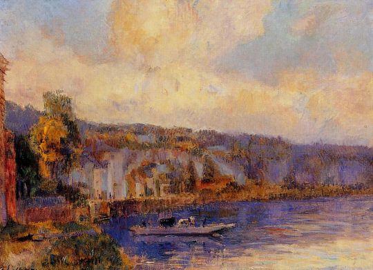 Сена в Ла Буйе