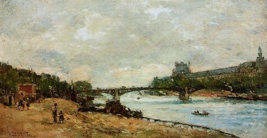Париж, мост Сен-Перес