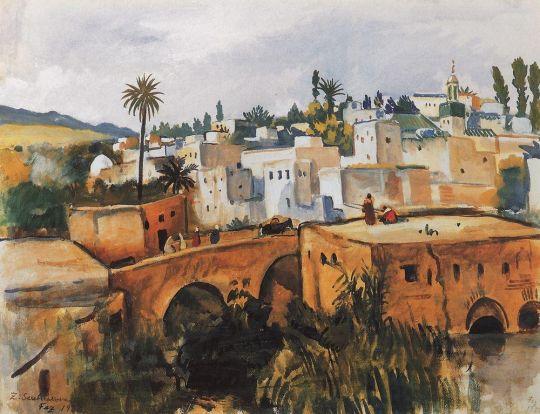 Фес. Марокко.
